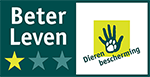 Beter Leven logo 1 Ster