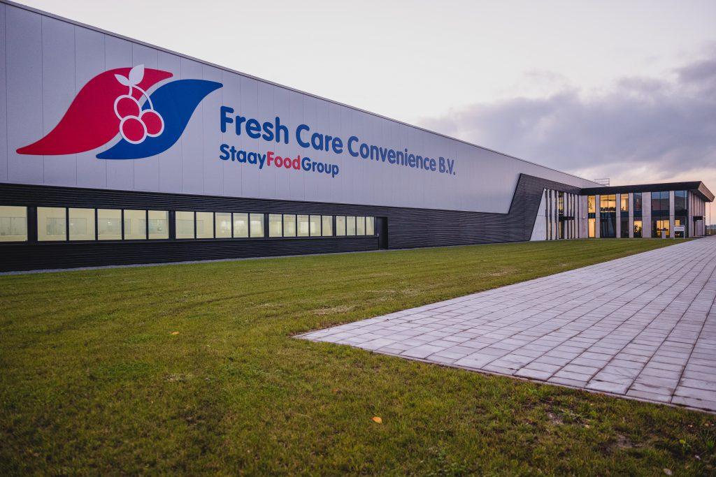 Gebouw Fresh Care Convenience